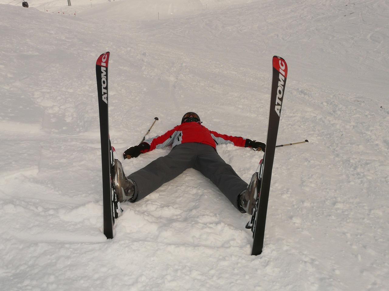 Wintersportdekking in reisverzekering